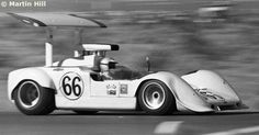 Chaparral 2G Can-Am Las Vegas 1968