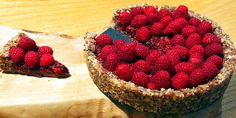 Rockin' raw raspberry Pie