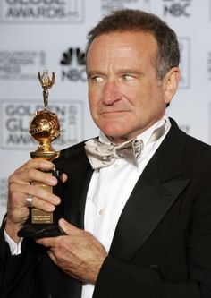 Robin ❤ Williams  From Beginning To End He Was The Best And Loved Tremendously Along The Way..