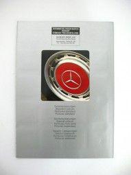 Farbpalette Mercedes Benz