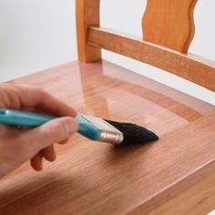 All About Polyurethane is part of Refinish wood furniture - Use this guide to learn more about how to choose and apply polyurethane, the toughest of the clear coatings Polyurethane Floors, How To Apply Polyurethane, Woodworking Shows, Woodworking Plans, Woodworking Projects, Refinish Wood Furniture, Furniture Repair, Smart Furniture, Painting Furniture