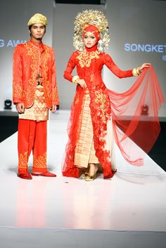 Ida Leman Muslim Wedding Dresses - http://casualweddingdresses.net/muslim-wedding-dresses-for-beautiful-islamic-brides/