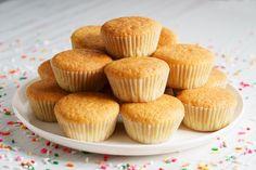 Puha, tejbegrízes muffin