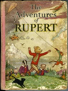rupert bear annual - Google Search