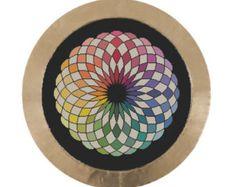 Mandala 13  Simplicity  Counted Cross Stitch Pattern