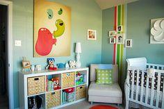 Dormitorio de bebé videojuego