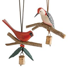 Jingle Bird Wind Chimes