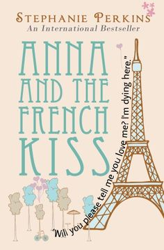 Anna and the french kiss by stephanie perkins book quote...laluna