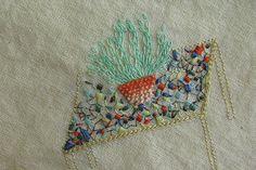 embroidery by Miga De Pan
