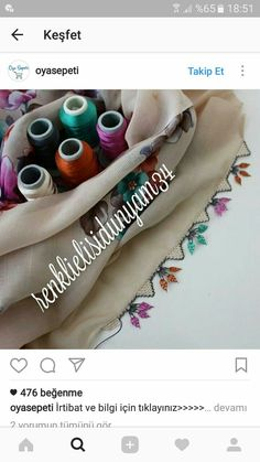 This Pin was discovered by Ahs Teaching Aids, Needle Lace, Bargello, Free Sewing, Diy And Crafts, Fabric, Instagram, Decor, Herbs