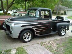 56 dodge | Stubbs 56 Dodge Pickup - American Torque .com