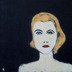 """Saatchi Online Artist robert Alexander; Painting, """"Grace"""" #art"""