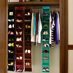 Hanging Shoe Shelf