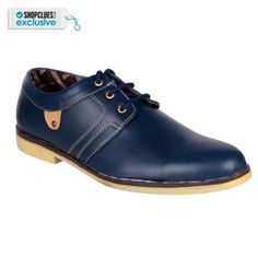 About the Product : Put On An Unruffled And Spontaneous Look Wearing This Pair Of Modish Shoes Designed To Pull Off A Magnificent Persona. Smart And Stylish, These Casual Shoes For Men, Are A Must Have In Your Footwear Closet. Team This Trendy Pair With Jeans And A T-Shirt As You Get Ready For An … Continue reading Shoeniverse Mens Blue Faux Leather Casual shoes