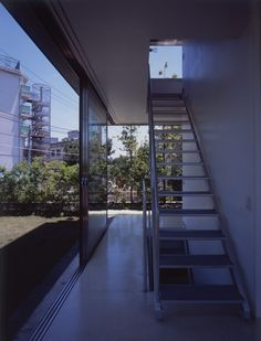 Gallery of Wall less house / Tezuka Architects - 8