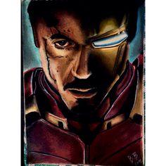Iron Man-Tony Stark