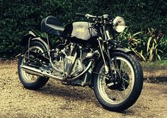The most beautiful motorcycle engine in the world....just sayin.