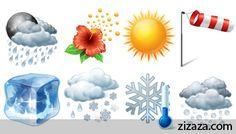 Icon set - Weather Icons