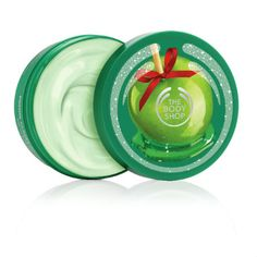 The Body Shop Limited Edition Glazed Apple Body Butter