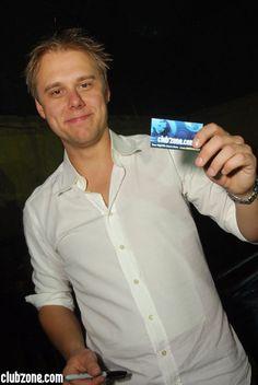 Armin van Buuren...#1 in my book....best progressive trance DJ :)