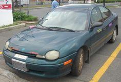 Plymouth Neon Sedan Photo