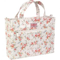 Cath Kidston Bleached Flowers Carry All Bag