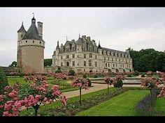 Patrimoine de France vidéo découverte du chateau renaissance de Chenonceau