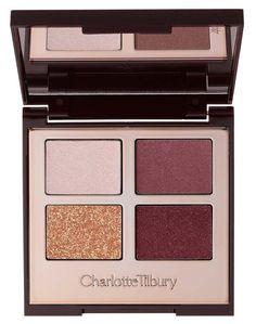 Eye Shadow   Vintage Vamp Luxury Palette    Charlotte Tilbury - cruelty free