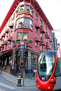 Cafe - İstanbul - Gülhane