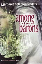 Among The Barons by Margaret Peterson Haddix