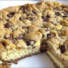 Chocolate Chip Cookie Cheesecake