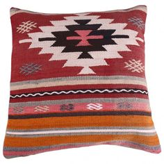 Our authentic Kilim cushions are handwoven and dyed with natural dyes. They are all unique and often have geometric patterns. A Kilim is an original carpet from the Middle-East that was used for having visitors or for praying. Kilim Cushions, Throw Pillows, Geometric Patterns, Dyes, Middle East, Hand Weaving, Carpet, Natural, Unique