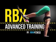 RBX Advanced Fitness Workout - Rebeca Martinez - YouTube