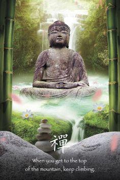 Zen-Buddha Poster bij AllPosters.nl