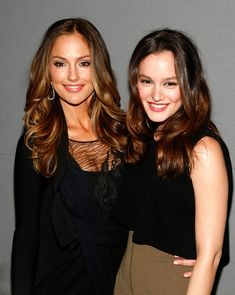 The Apple Store Soho Presents Meet The Actors: Leighton Meester & Minka Kelly