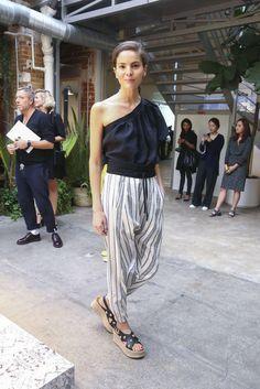 Vanessa Bruno, Printemps/Et� 2017, Paris, Womenswear