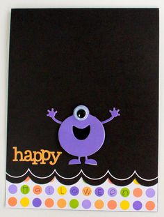 Stacy & Doodlebug Card #48