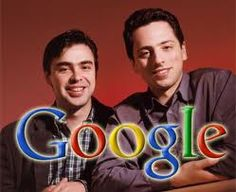 These two started so young but Larry Page and Sergey Brin build an empire with Google.  All I can say is - well done!