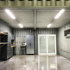 Custom Shipping Container Car Garage - New, Used, Modified Shipping ...