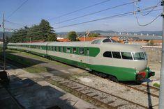 FS ETR 250 252 at Pistoia station, Tuscany — Trainspo