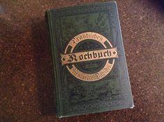 Praktisches Kochbuch Von Henriette Davidis 1896
