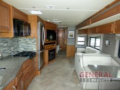 New 2016 Fleetwood RV Bounder 35K Motor Home Class A at General RV | Mt Clemens, MI | #126443