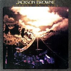 Running On Empty, written and performed by American singer-songwriter, Jackson Browne, is the opening track of his album with the same name and became one of his signature songs. Jackson Browne, I Love Music, Good Music, Music Music, Music Wall, Lp Vinyl, Vinyl Records, Vinyl Art, Empty Lyrics