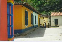 Town of Choroni - Venezuela