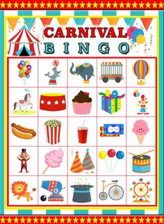 57 Ideas Spring Carnival Games For Kids Link Carnival Theme Activities, Carnival Crafts, Carnival Games For Kids, Carnival Themed Party, Carnival Themes, Preschool Themes, Preschool Art, Circus Theme Crafts, Circus Crafts Preschool