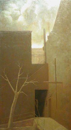 Rick Amor Spanish Painters, Italian Painters, Australian Painters, Australian Artists, Magic Realism, Landscape Paintings, Landscapes, Figurative Art, Contemporary Artists