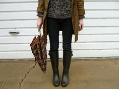 pretty little fawn | LA Fashion + Lifestyle Blogger: Rainy Day