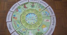 Kleiner Lese- Legekreis zum Frühling    Eine ganz liebe Kollegin hat sich für ihre Klasse einen Lesekreis  zur Frühlingszeit mit kleinen Te...