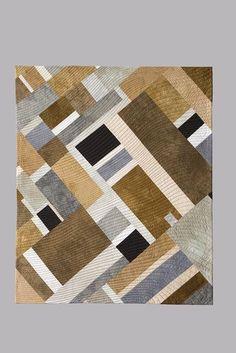 Lost in Translation - SandraPalmerCiolino.com | Fiber Artist | Contemporary Quilting | Cincinnati, Ohio