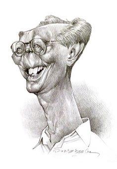 Jan Op De Beeck - Fotos de Jan Op De Beeck publicadas en Caricature SG